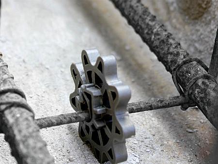 CA Espaçador Circular Aberto (4-10 mm)